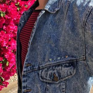 Vintage Jackets & Coats - SOLD✨ CLASSIC VINTAGE DENIM JACKET